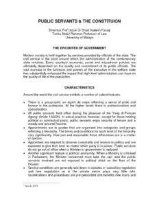 thumbnail of 2017 Syarahan Perdana – Public Servants & the Constituion