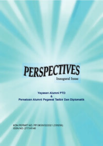 thumbnail of Perspectives Edisi Sulung 2020
